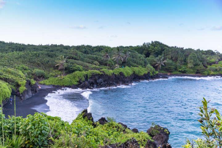 Plage d'Hawaii